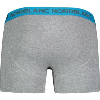 Pánska bavlna boxerky NORDBLANC Fiery NBSPM6866_TSD, Nordblanc