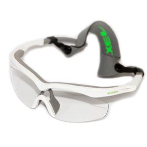 Okuliare EXEL GOGGLES HURRICANE white / neon green senior, Exel