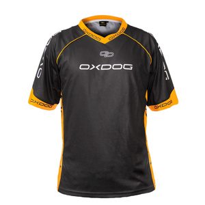 Dres Oxdog RACE SHIRT black / orange, Oxdog