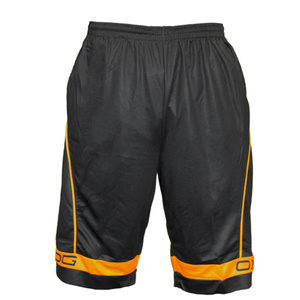 kraťasy Oxdog RACE LONG SHORTS black / orange, Oxdog