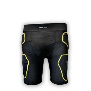kraťasy PRECISION PROTECTION SHORTS black, Precision
