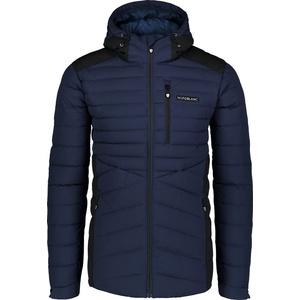 Pánska zimný bunda Nordblanc Shale modrá NBWJM6910_TEM