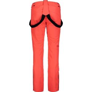 Dámske lyžiarske nohavice NORDBLANC Sandy oranžová NBWP6957_OHK, Nordblanc