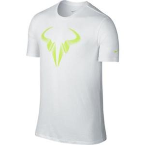 Tričko Nike Rafael Nadal Icon Tee 698234-100, Nike