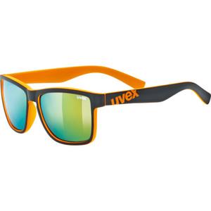 Slnečný okuliare Uvex LGL 39 Black Mat Orange (2616), Uvex