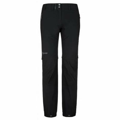 Pánske technickej outdoorové nohavice Kilpi Hoši-M čierne