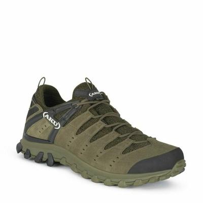 Pánske Topánky AKU Alterra Lite GTX zeleno / čierna, AKU