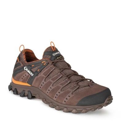 Pánske topánky AKU Alterra Lite GTX hnedo / oranžová, AKU