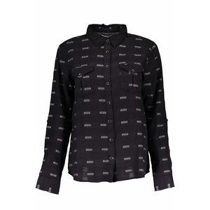 Košeľa Lee Slouchy shirt Black, Lee