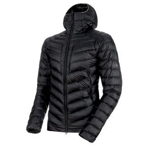 Pánska bunda Mammut Broad Peak IN Hooded Jacket Men black phantom 00189 (1013-00260), Mammut