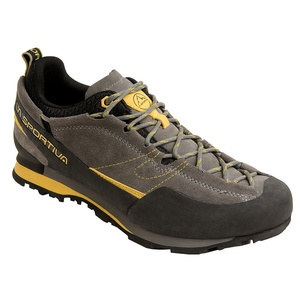 Topánky La Sportiva Boulder X grey / yellow
