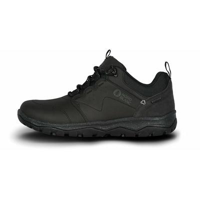 Dámska koža outdoorová obuv Nordblanc Don NBSH7442_BLK