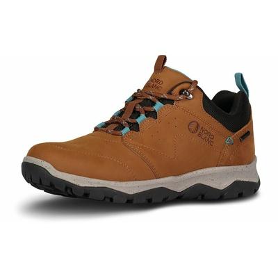 Dámska koža outdoorová obuv Nordblanc Don NBSH7442_TAN, Nordblanc