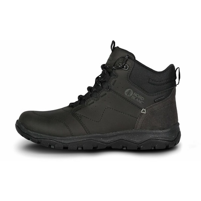 Dámska koža outdoorová obuv Nordblanc  Prima dona NBSH7443_BLK, Nordblanc