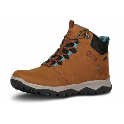 Dámska koža outdoorová obuv Nordblanc  Prima dona NBSH7443_TAN, Nordblanc