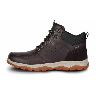 Pánska koža outdoorová obuv Nordblanc Futuro NBSH7445_BRN, Nordblanc
