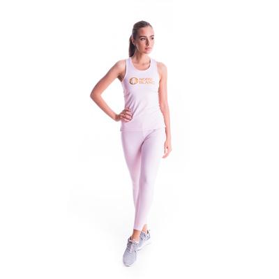 Dámske fitness tielko Nordblanc balm ružové NBSLF7446_BRR, Nordblanc