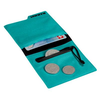 Peňaženka Mammut Inteligentná peňaženka svetlé vody, Mammut