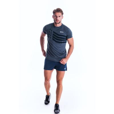 Pánske tričko Nordblanc Stronger modré NBSMF7457_SRM, Nordblanc