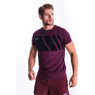 Pánske tričko Nordblanc Legacy fialové NBSMF7458_FIP, Nordblanc