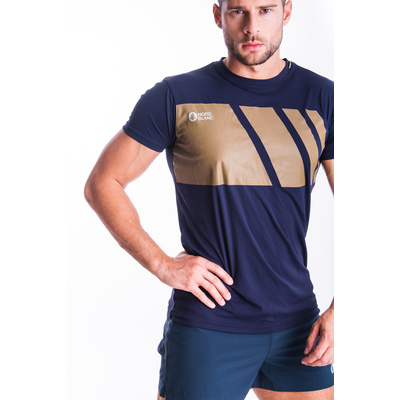 Pánske tričko Nordblanc Legacy tm. modré NBSMF7458_NMM, Nordblanc