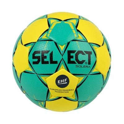 Hádzanárska lopta Select HB UltiMate Replica CL bielo-modrá, Select