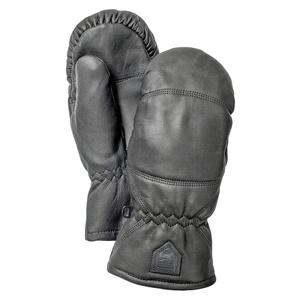 Rukavice Hestra Leather Box Mitt svart, Hestra
