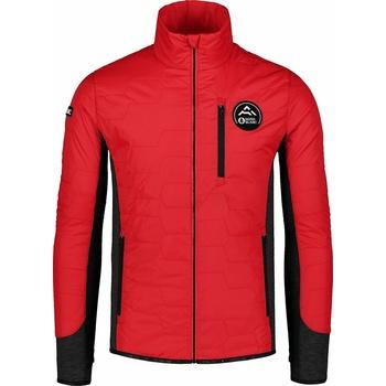 Pánska športová bunda Nordblanc Blackcloth červená NBWJM7518_MOC, Nordblanc
