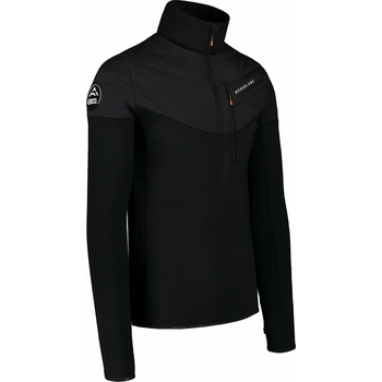 Pánska športová bunda Nordblanc Turtleneck čierna NBWJM7521_CRN, Nordblanc