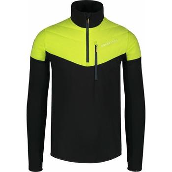 Pánska športová bunda Nordblanc Turtleneck zelená NBWJM7521_JSZ, Nordblanc