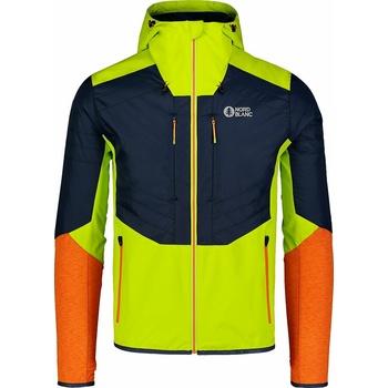 Pánska športová bunda Nordblanc Zloženie zelená / modrá NBWJM7523_JSZ, Nordblanc