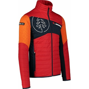 Pánska športová bunda Nordblanc Edition červená NBWJM7525_MOC, Nordblanc