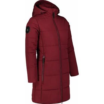 Dámsky zimný kabát Nordblanc Flake vínový NBWJL7540_PLU, Nordblanc