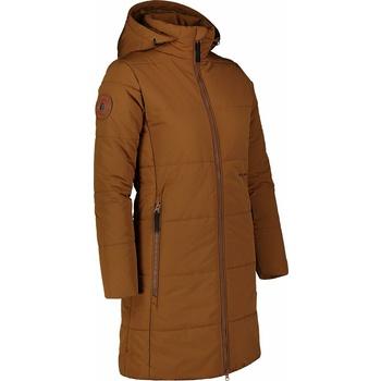 Dámsky zimný kabát Nordblanc Flake hnedý NBWJL7540_PUH, Nordblanc