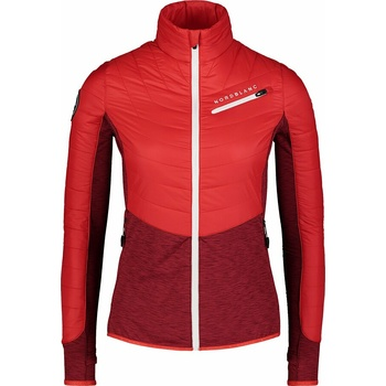 Dámska športová bunda Nordblanc Polar červená NBWJL7554_MOC, Nordblanc