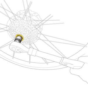 Kľúč Topeak Freewheel Remover TPS-SP39, Topeak