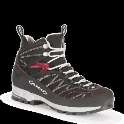 Dámske topánky AKU 979 Tengu Lite gtx Ws čierno / vínová, AKU