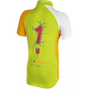 Detský cyklistický dres Silvini Arda CD393K green, Silvini