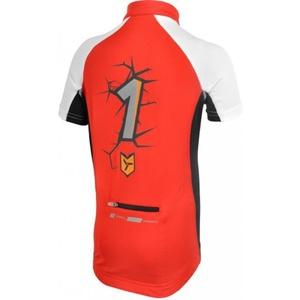 Detský cyklistický dres Silvini Arda CD393K red, Silvini
