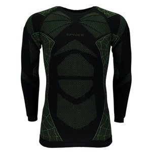 Nátelník Spyder Men `s Captain (Boxed) Seamless L/S 787210-018, Spyder
