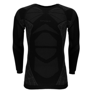 Nátelník Spyder Men `s Captain (Boxed) Seamless L/S 787210-001, Spyder