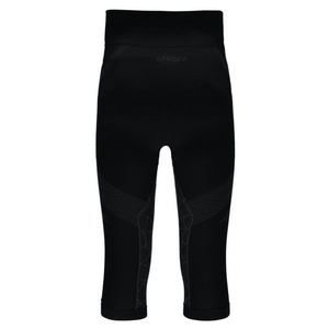 3/4 Spodky Spyder Men `s Captain Seamless 3/4 Pant 787212-001, Spyder