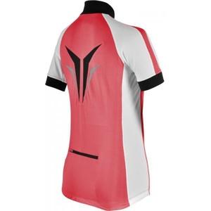 Dámsky cyklistický dres Silvini Cupetti WD456 red, Silvini