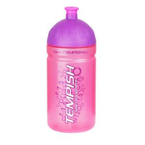 Športové fľaša Tempish BIDON 0,5l sa zátkou pink, Tempish