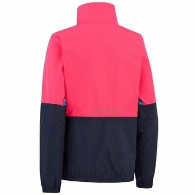 Dámska vetruodolná bunda Kari Traa Nora Jacket pink, Kari Traa