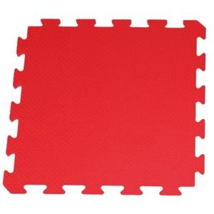 Podložka Yate Fitness Homefloor 50x50x1,5cm červená, Yate