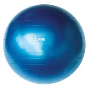Gymnastický lopta Yate Gymball - 65 cm modrá