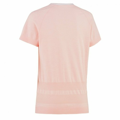 Dámske športové triko Kari Traa Solveig 622384, ružová, Kari Traa