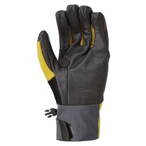 Rukavice Rab Axis Glove dark sulphur, Rab