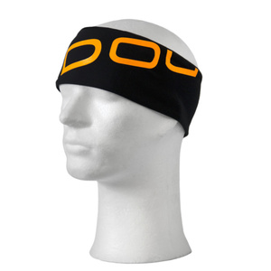 Potítko Oxdog SHINY-2 HEADBAND black / orange, Oxdog